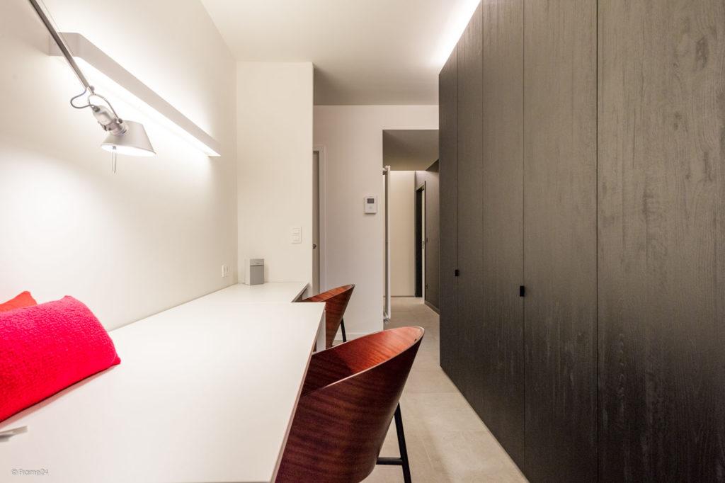 Hus_interieur - portfolio - project Lier- vestiaire
