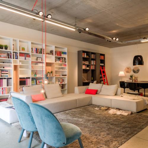 Hus Interieur - Portfolio - Toonzaalmodel - Winklelinrichting