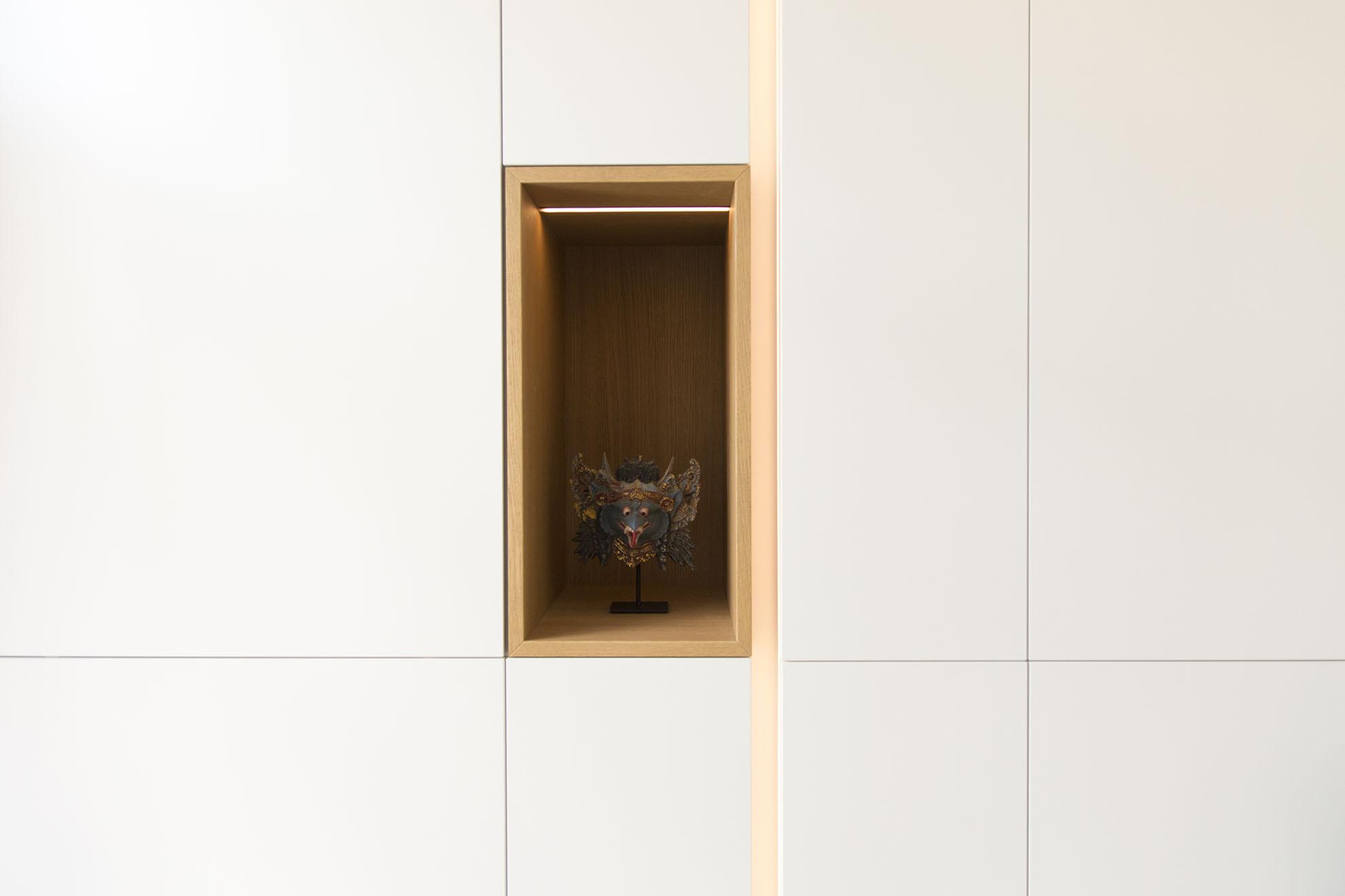 Hus Interieur - Portfolio - Project Brussel - Maatwerk