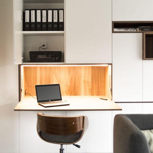 Hus Interieur - Portfolio - Bureau