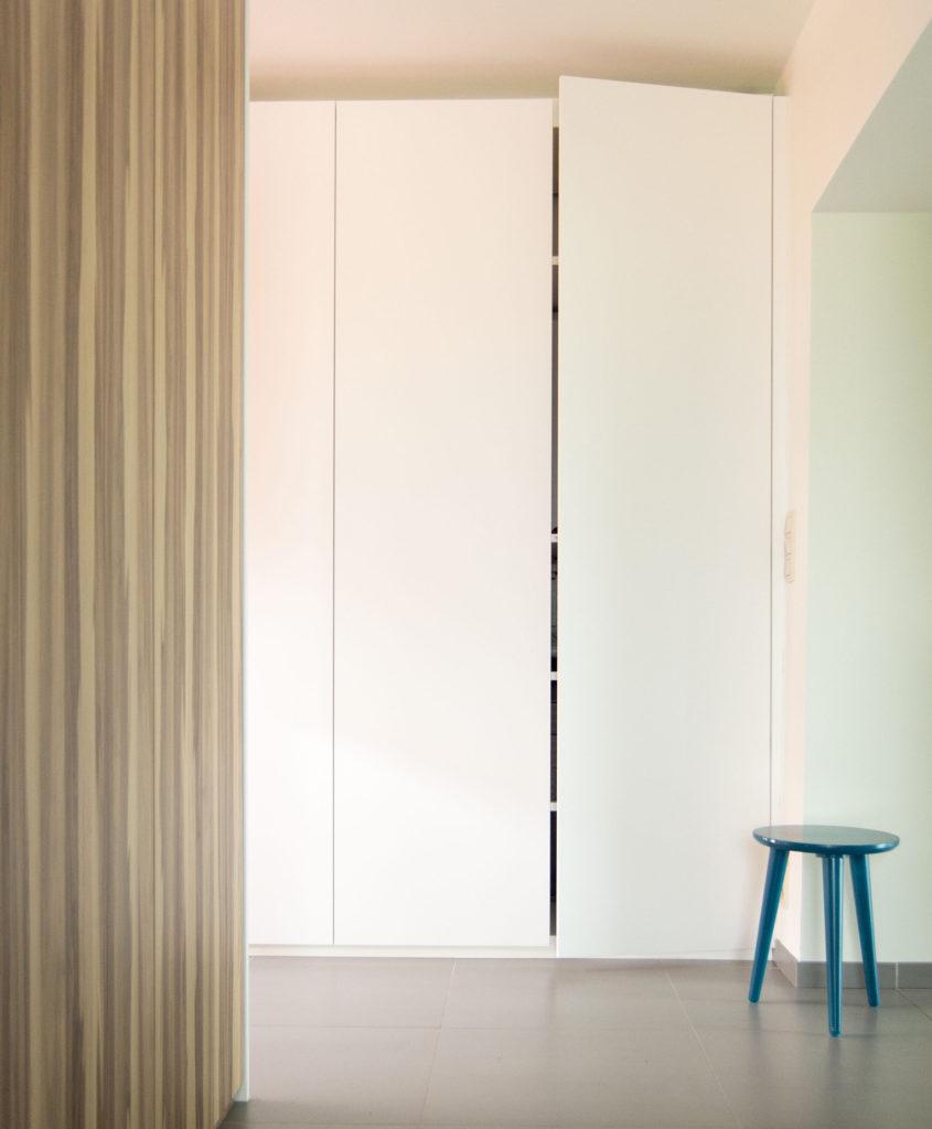 Hus Interieur - Portfolio - Maatwerk - Dressing