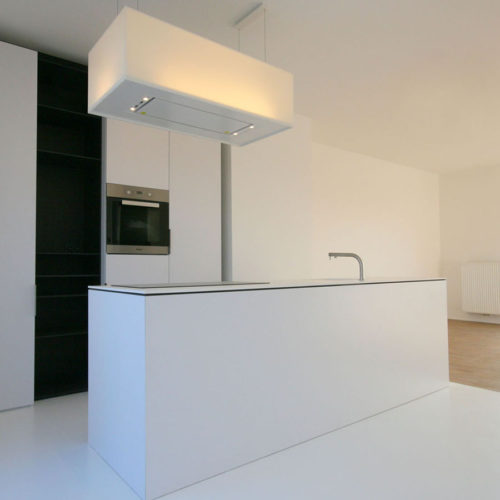 Hus interieur - Portfolio - maatwerk keuken