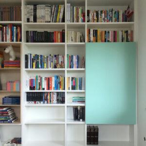 Hus interieur - Portfolio - maatwerk leefruimte