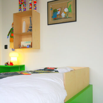 Hus interieur - Portfolio - maatwerk - Slaapkamer