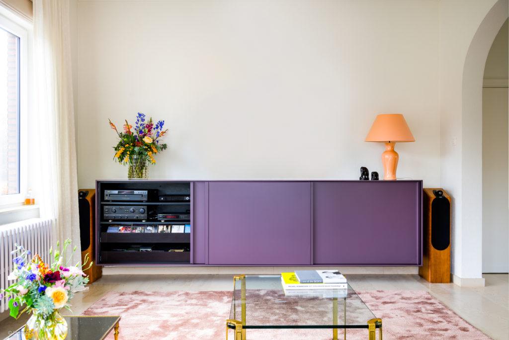 Hus Interieur - Portfolio - Project Postel - woonkamer