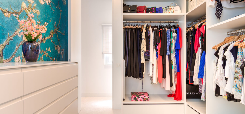 Hus Interieur - Portfolio - Project Antwerpen - Dressing