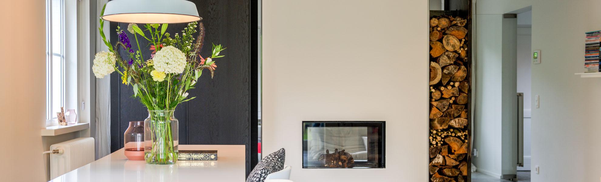 Hus Interieur - ontwerpen en maatkasten in relatie tot je omgeving