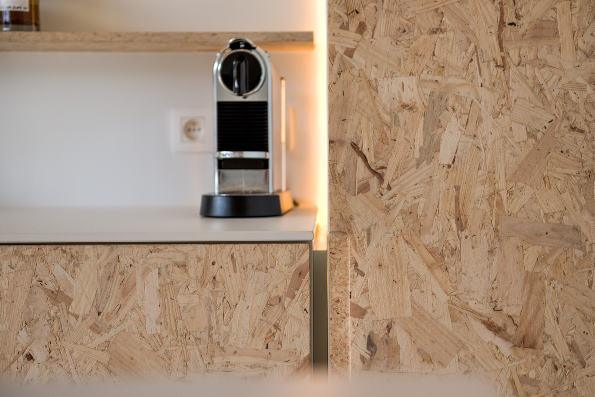 Hus Interieur - Portfolio - Keuken met OSB - 2