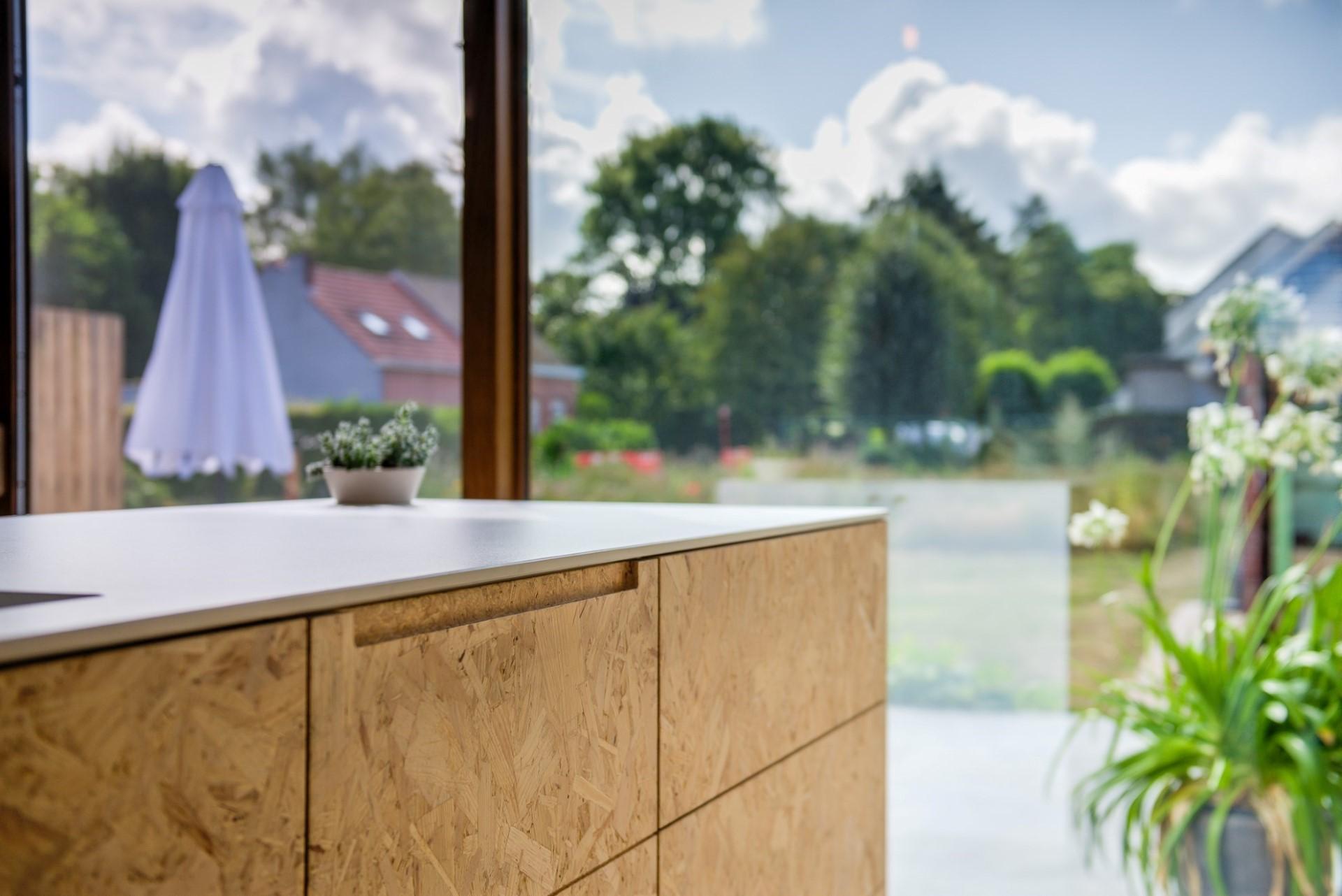 Hus Interieur - Portfolio - Keuken met OSB - 3