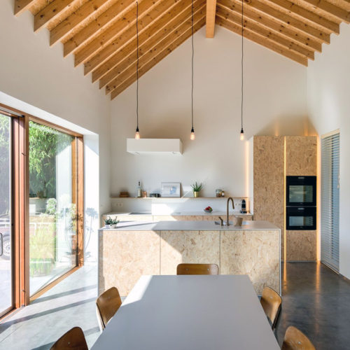 Hus Interieur - Portfolio - Keuken met OSB - 14