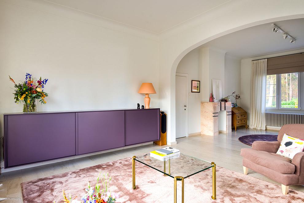 Hus Interieur - Portfolio - Project Postel - TV kast