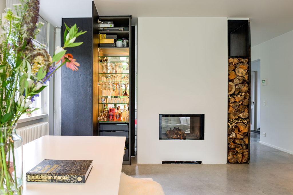 Hus Interieur - Portfolio - Project Schilde - Bar