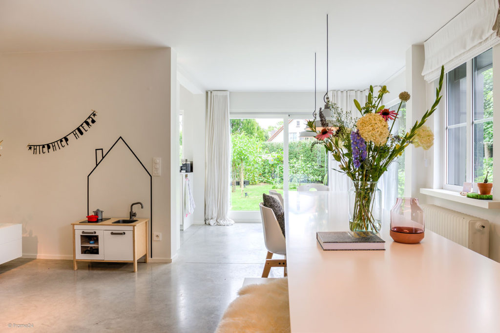 Hus Interieur - Portfolio - Project Schilde - Woonkamer