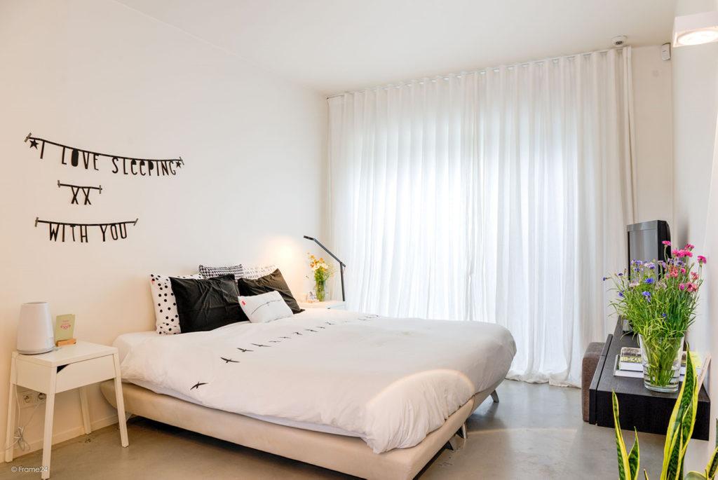 Hus Interieur - Portfolio - Project Schilde - Slaapkamer