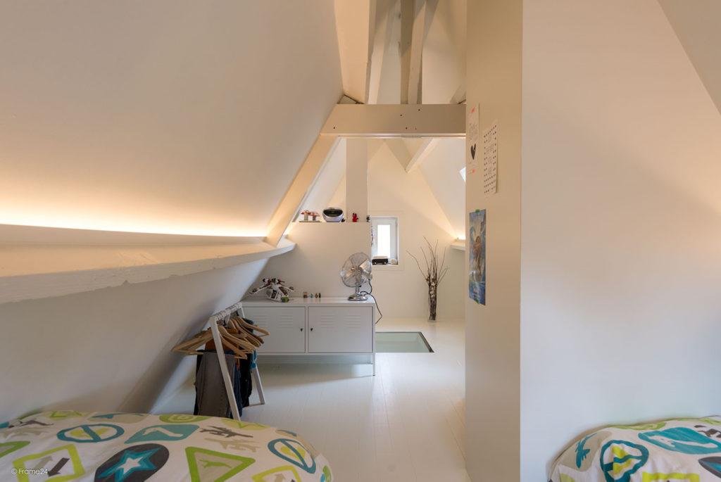 Hus Interieur - Portfolio - Project Schilde - Zolderkamer