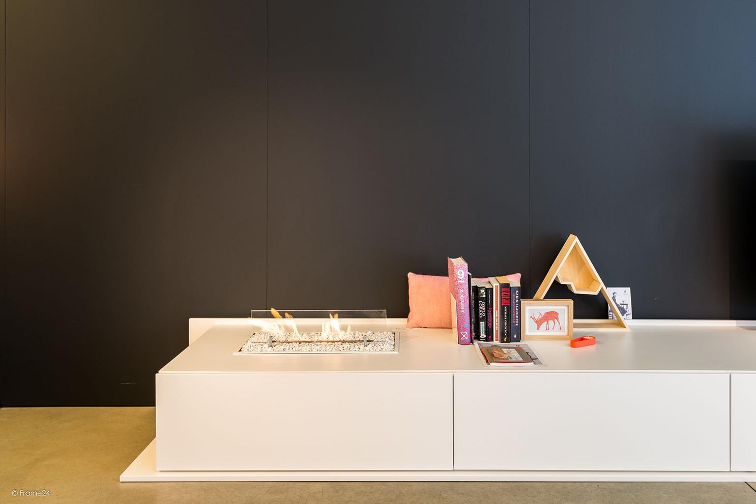 Hus Interieur - Portfolio - Toonzaalmodel - TV kast
