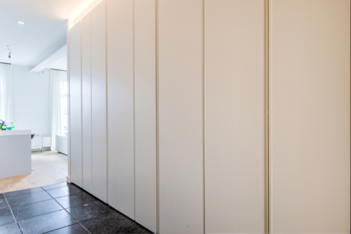 Hus Interieur - Portfolio - Project Antwerpen - Wandkast